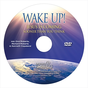 Wake Up! Jesus is Coming Sooner Than You Think DVD