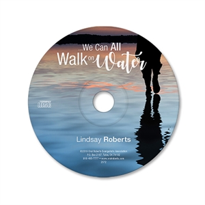 ...We Can All Walk on Water CD
