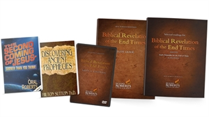 Biblical Revelation of the End Times- Legacy Series- DVD & Materials