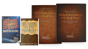 Biblical Revelation of the End Times- Legacy Series- Materials Only