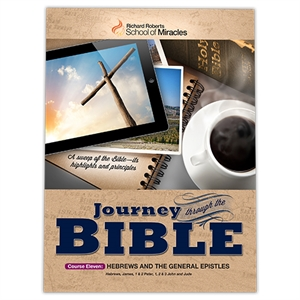 Hebrews and the General Epistles-Journey Through the Bible-Materials Only