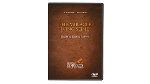 The Miracle Living Series- Legacy Series- DVD Only