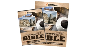 The Old Testament Historical Books (Joshua-Esther)-Journey through the Bible-DVD & Materials